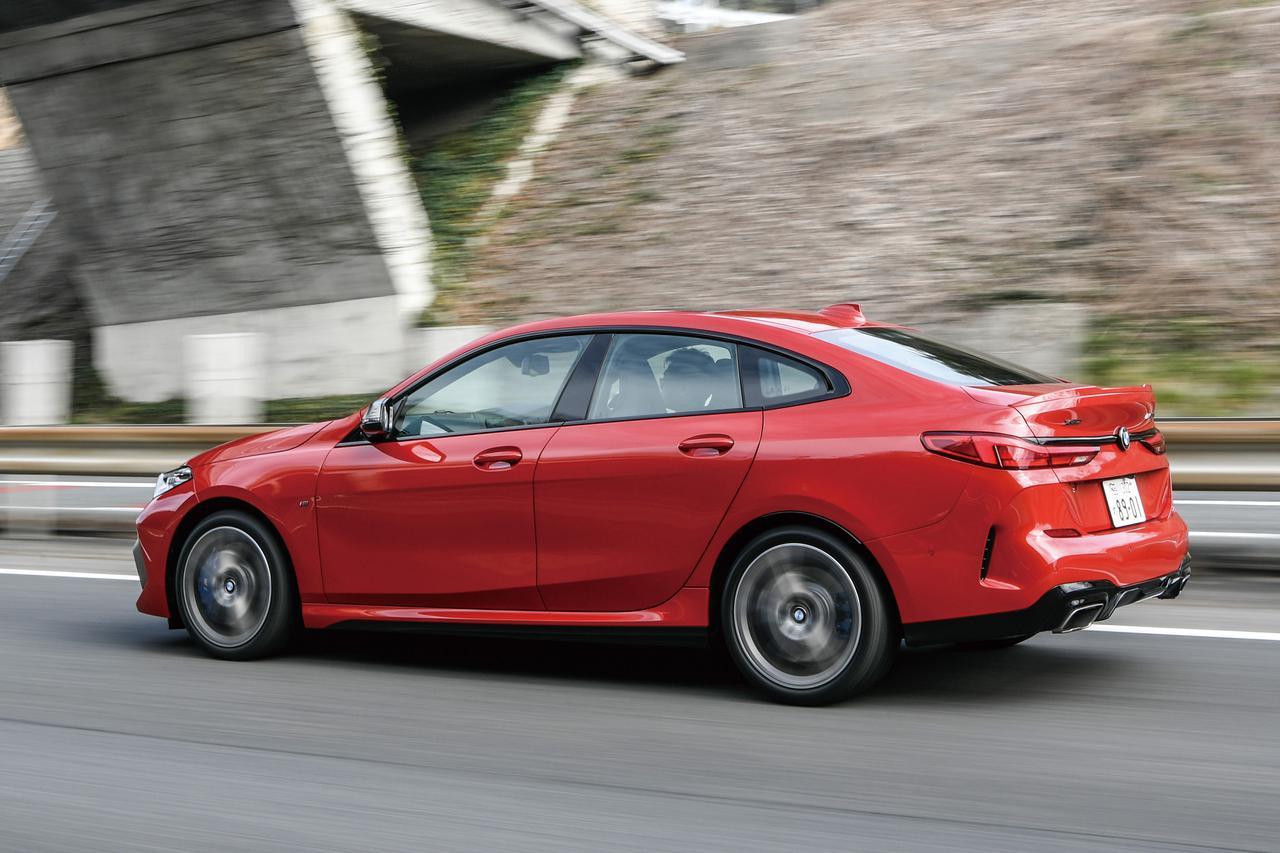 Images : 2番目の画像 - BMW M235i xDrive グランクーペ - Webモーターマガジン