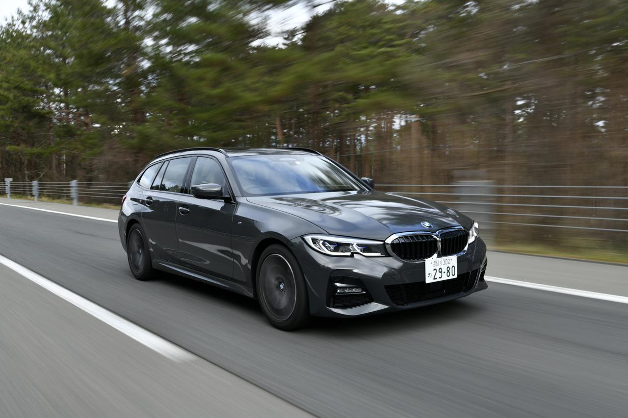Images : 1番目の画像 - BMW 3シリーズ ツーリング - Webモーターマガジン