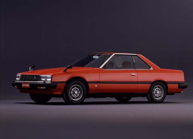 画像: 1981年に発売されたR30型スカイラインも6気筒エンジンはL型だった。