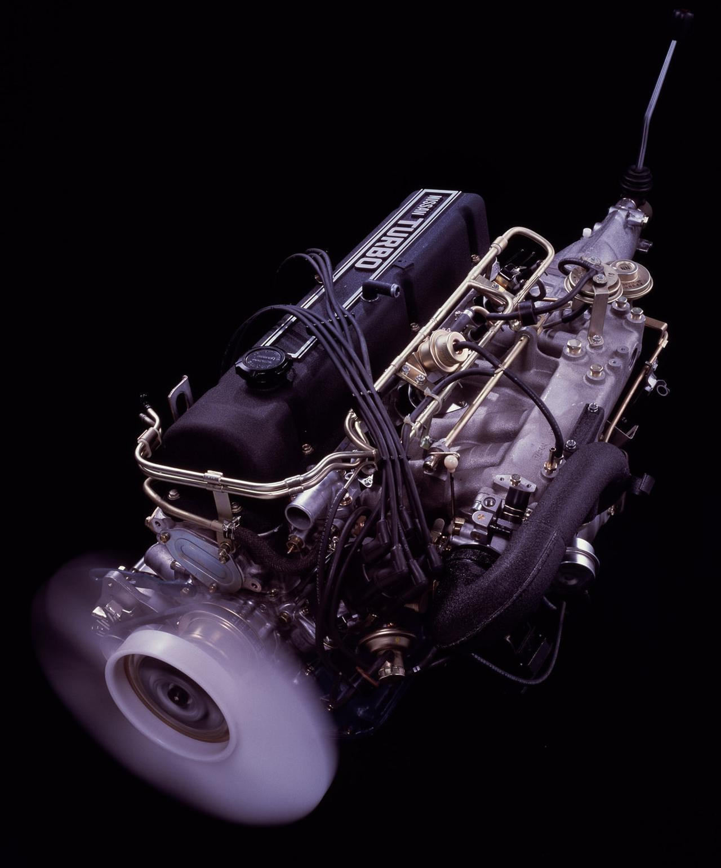 Images : 9番目の画像 - L型6気筒エンジンと主な搭載車 - Webモーターマガジン