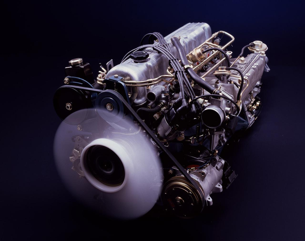Images : 8番目の画像 - L型6気筒エンジンと主な搭載車 - Webモーターマガジン