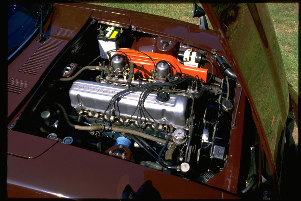 Images : 6番目の画像 - L型6気筒エンジンと主な搭載車 - Webモーターマガジン