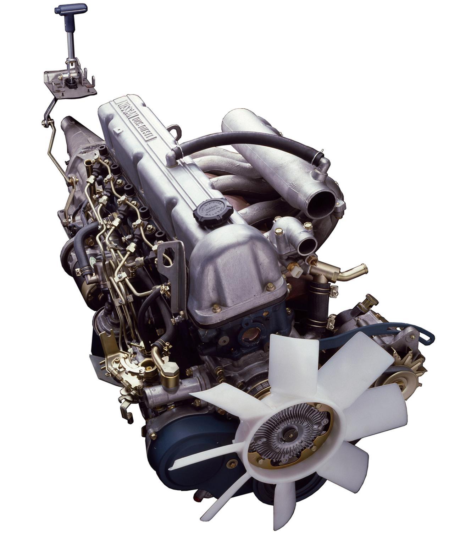 Images : 10番目の画像 - L型6気筒エンジンと主な搭載車 - Webモーターマガジン
