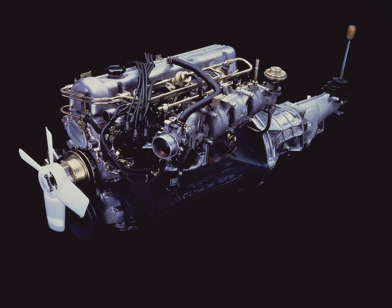 Images : 7番目の画像 - L型6気筒エンジンと主な搭載車 - Webモーターマガジン