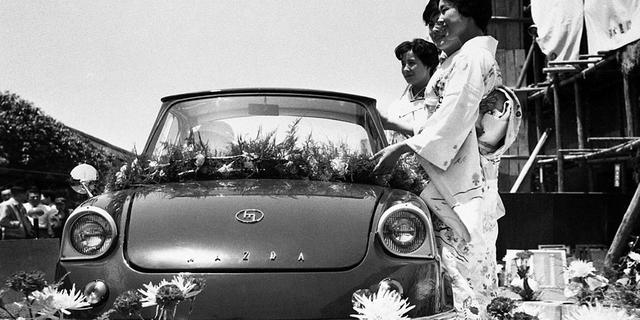 画像: マツダ|100周年特別記念車|100周年