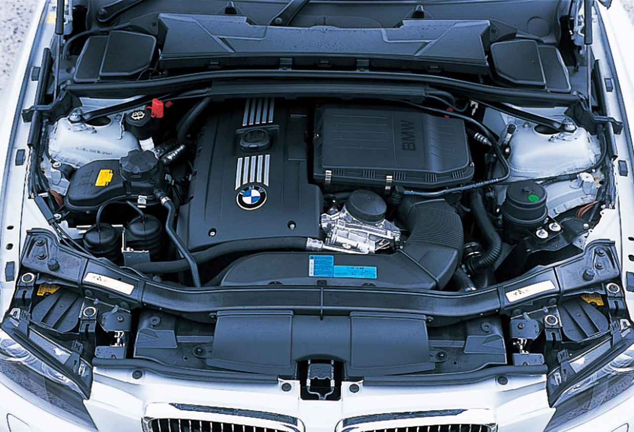 Images : 4番目の画像 - BMW 335iクーペとポルシェ911ターボ - Webモーターマガジン