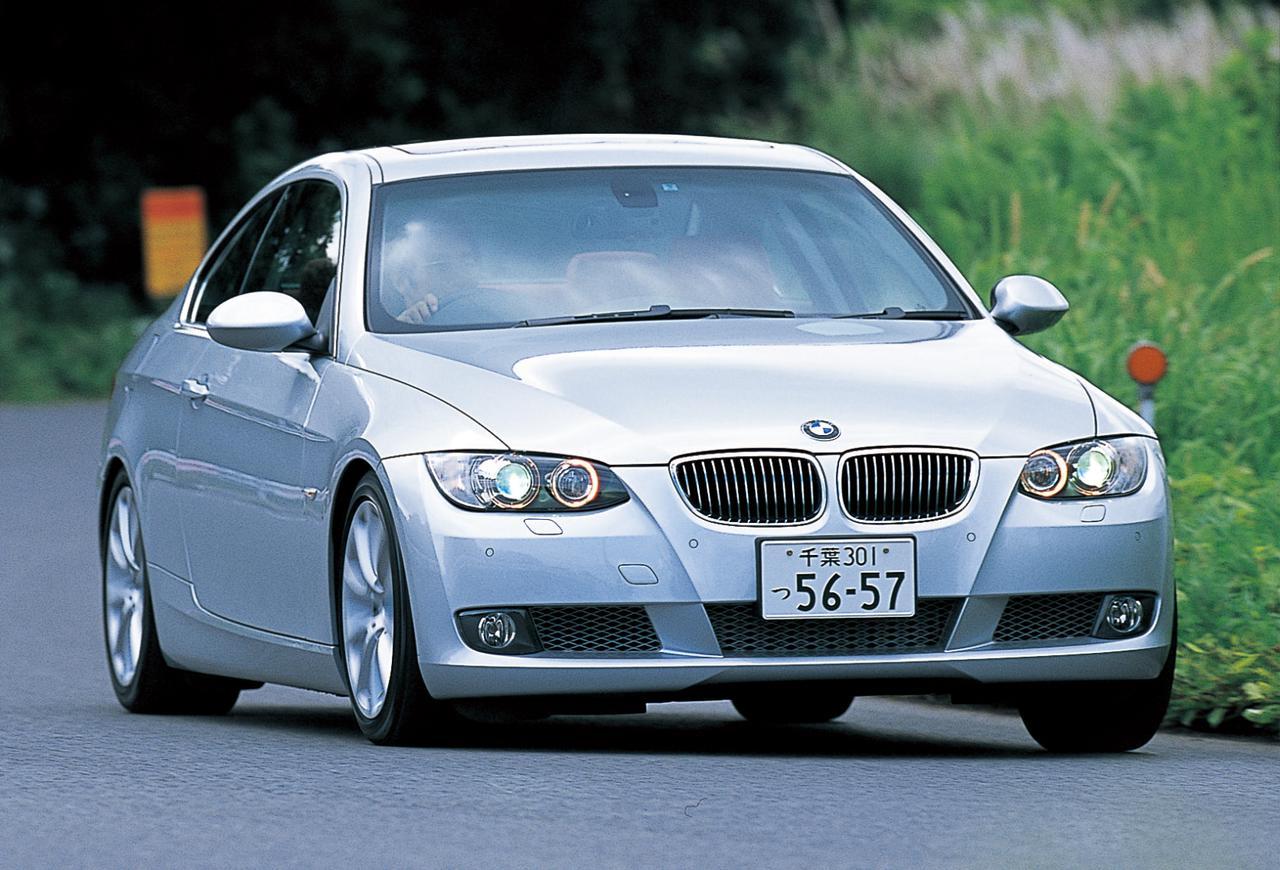 Images : 2番目の画像 - BMW 335iクーペとポルシェ911ターボ - Webモーターマガジン