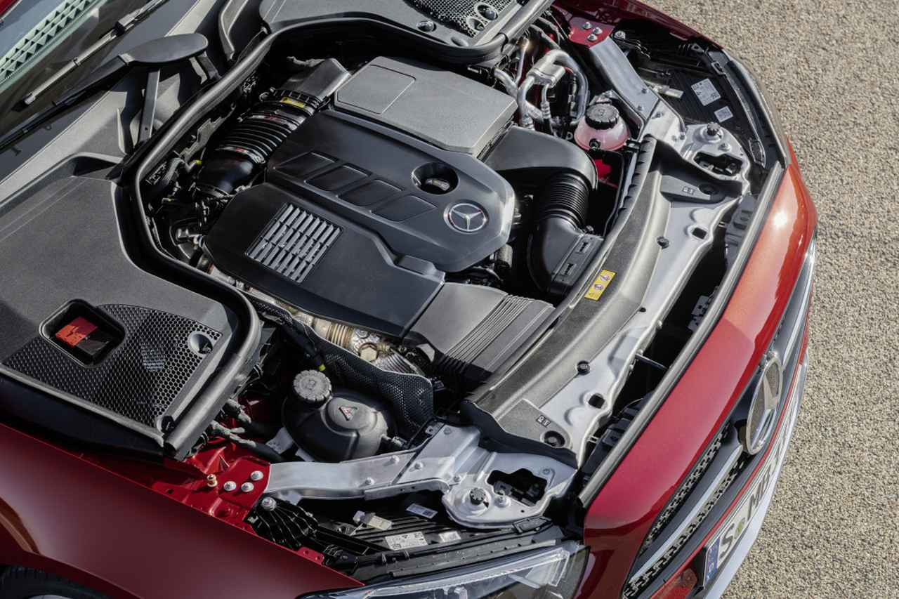 画像: ガソリンエンジンに48Vマイルドハイブリッド「インテグレーテッドスタータージェネレーター(ISG)」を採用。ディーゼルエンジンに近いうちにISGが採用されるほか、プラグインハイブリッドも予想される。