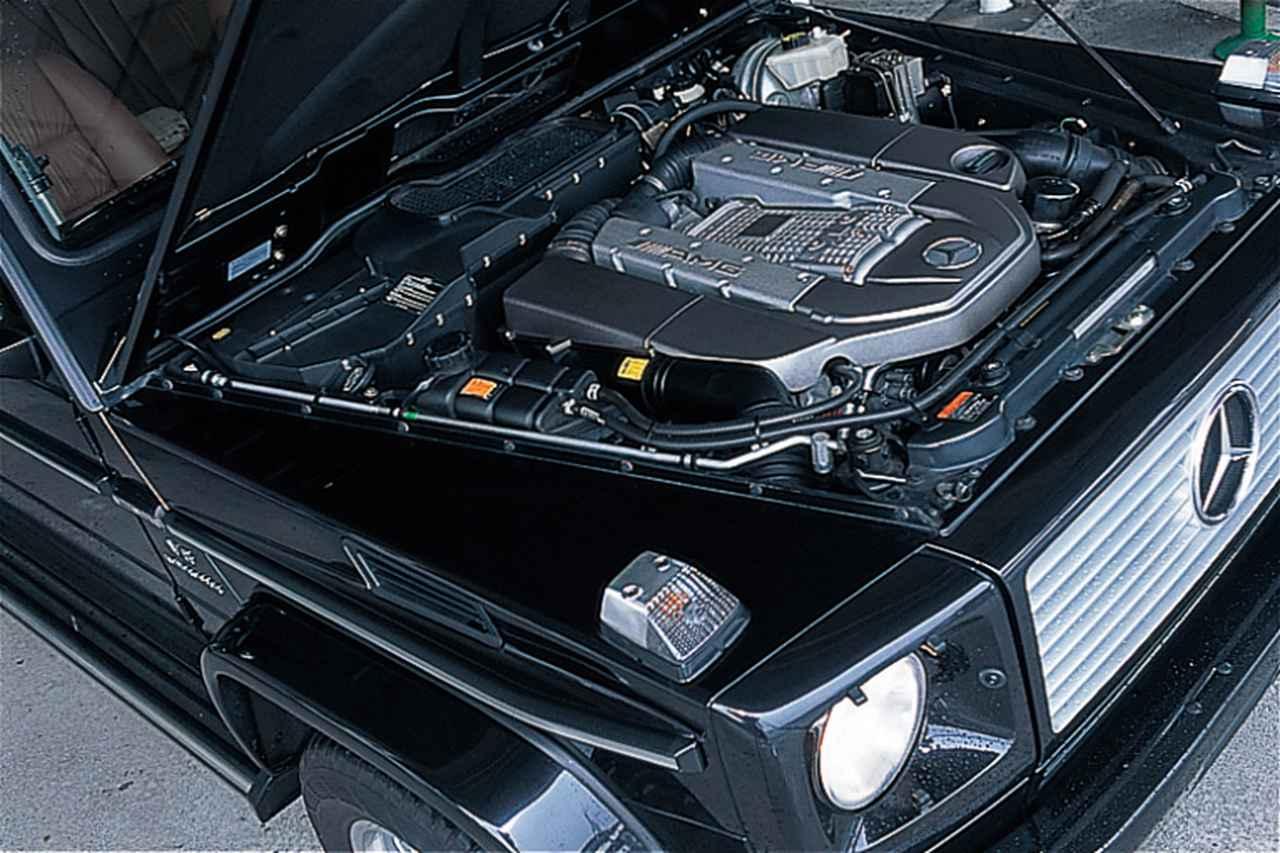 Images : 8番目の画像 - メルセデス・ベンツ G55 AMG ロング - Webモーターマガジン
