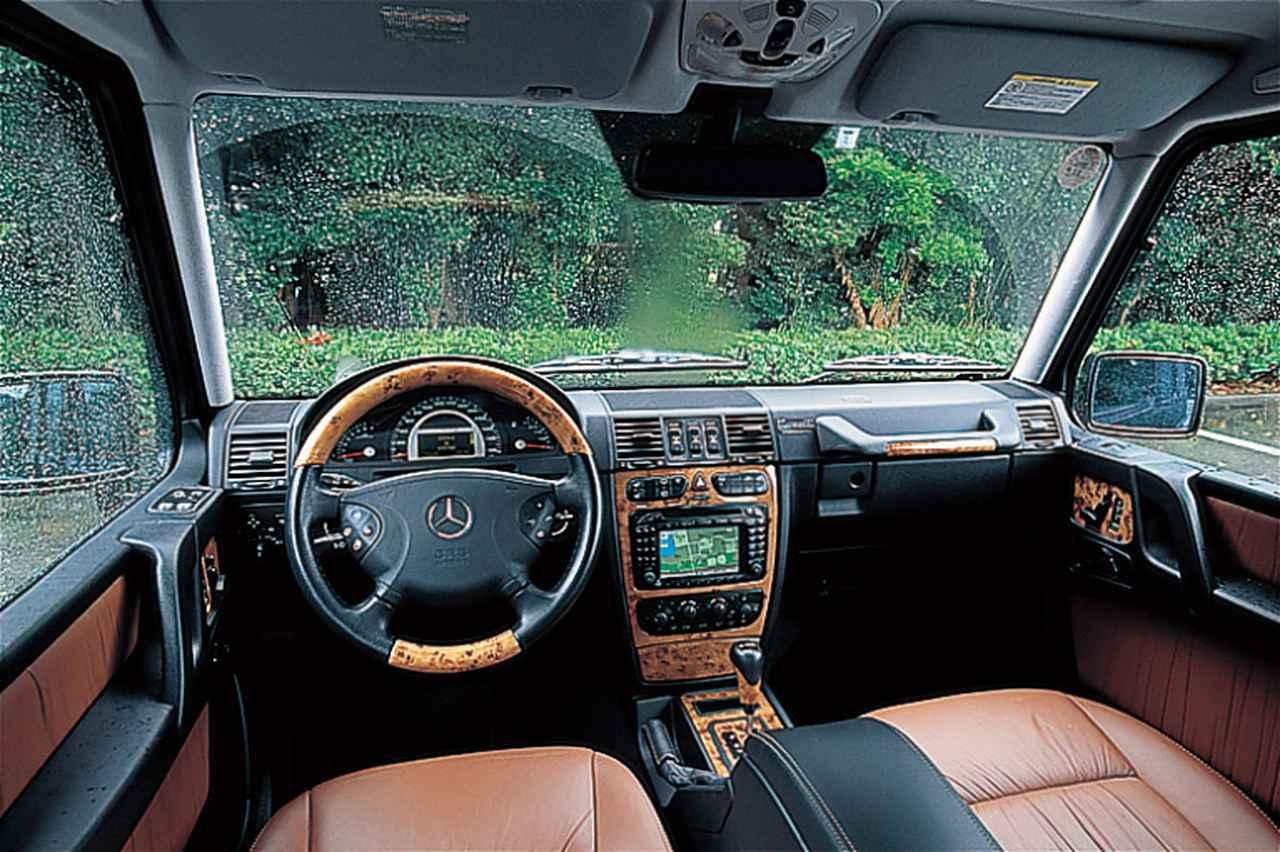Images : 3番目の画像 - メルセデス・ベンツ G55 AMG ロング - Webモーターマガジン