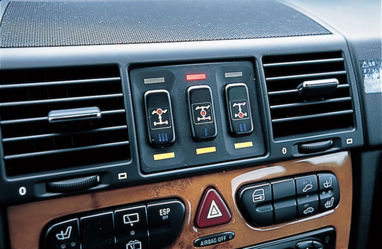 Images : 6番目の画像 - メルセデス・ベンツ G55 AMG ロング - Webモーターマガジン