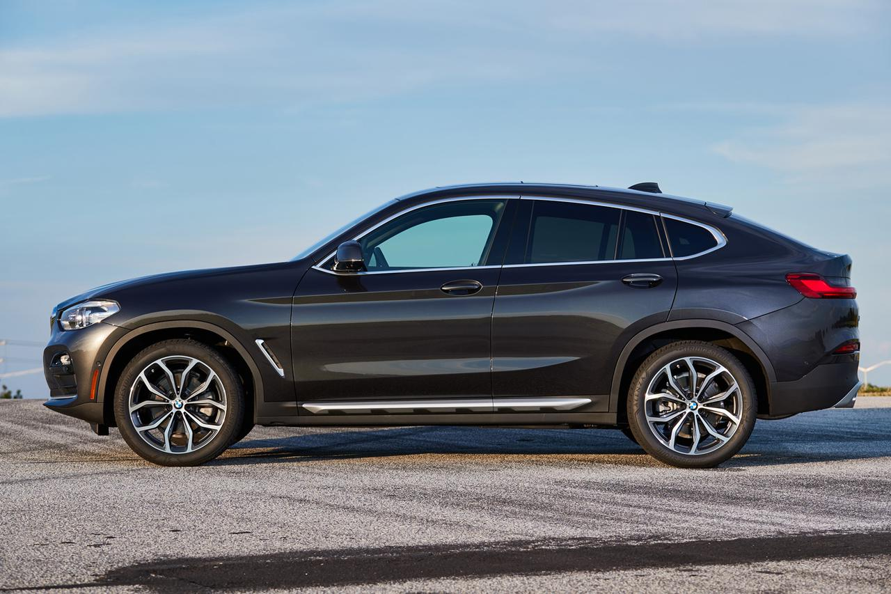 Images : 3番目の画像 - BMW X4 xDrive20d - Webモーターマガジン