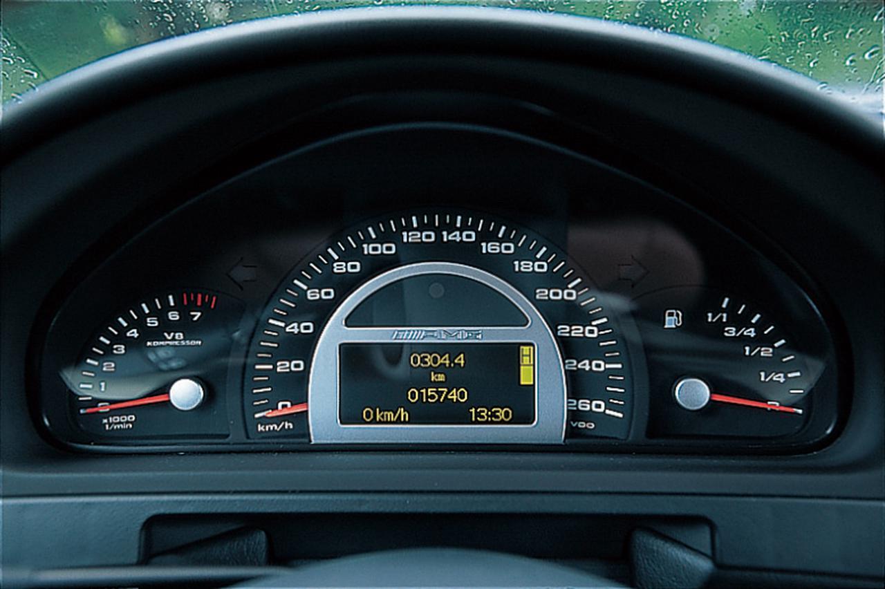Images : 4番目の画像 - メルセデス・ベンツ G55 AMG ロング - Webモーターマガジン