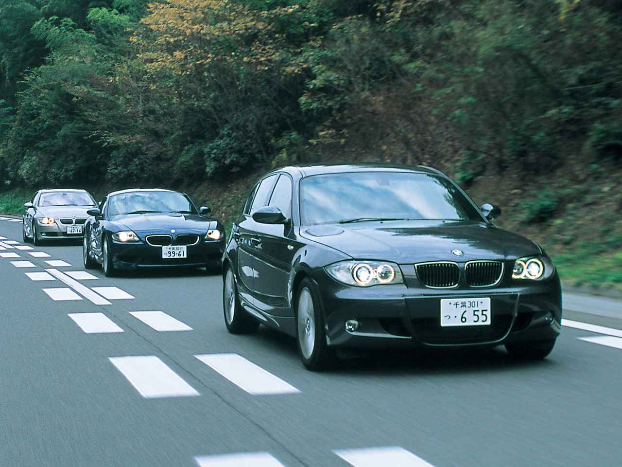 Images : 1番目の画像 - BMW 335i クーぺ、130i Mスポーツ、Z4 Mクーペ - LAWRENCE - Motorcycle x Cars + α = Your Life.