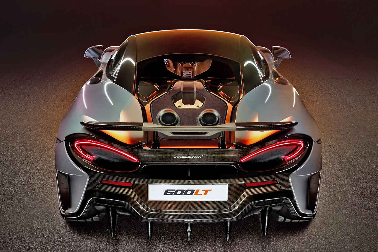 Images : 4番目の画像 - マクラーレン 600LT - LAWRENCE - Motorcycle x Cars + α = Your Life.