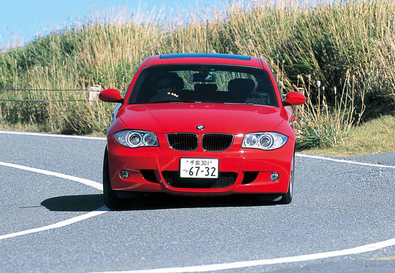 Images : 9番目の画像 - BMW 1シリーズ 116i、118i、120i - Webモーターマガジン