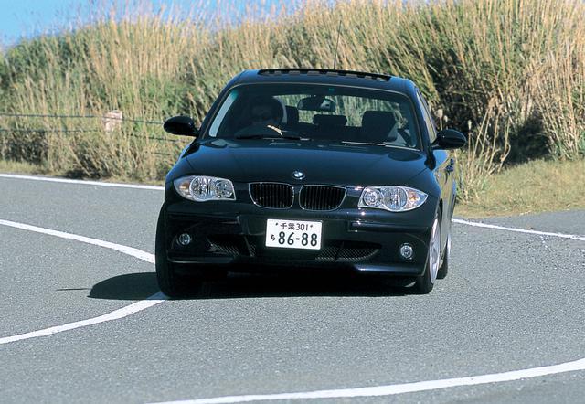 画像: 120i。そのパンチのある走りは、BMWに乗っているという実感を持つことができる。