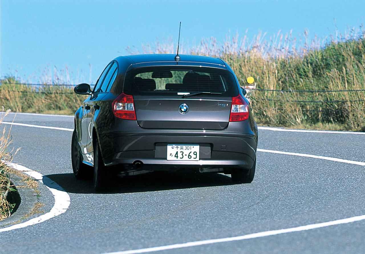 Images : 3番目の画像 - BMW 1シリーズ 116i、118i、120i - Webモーターマガジン