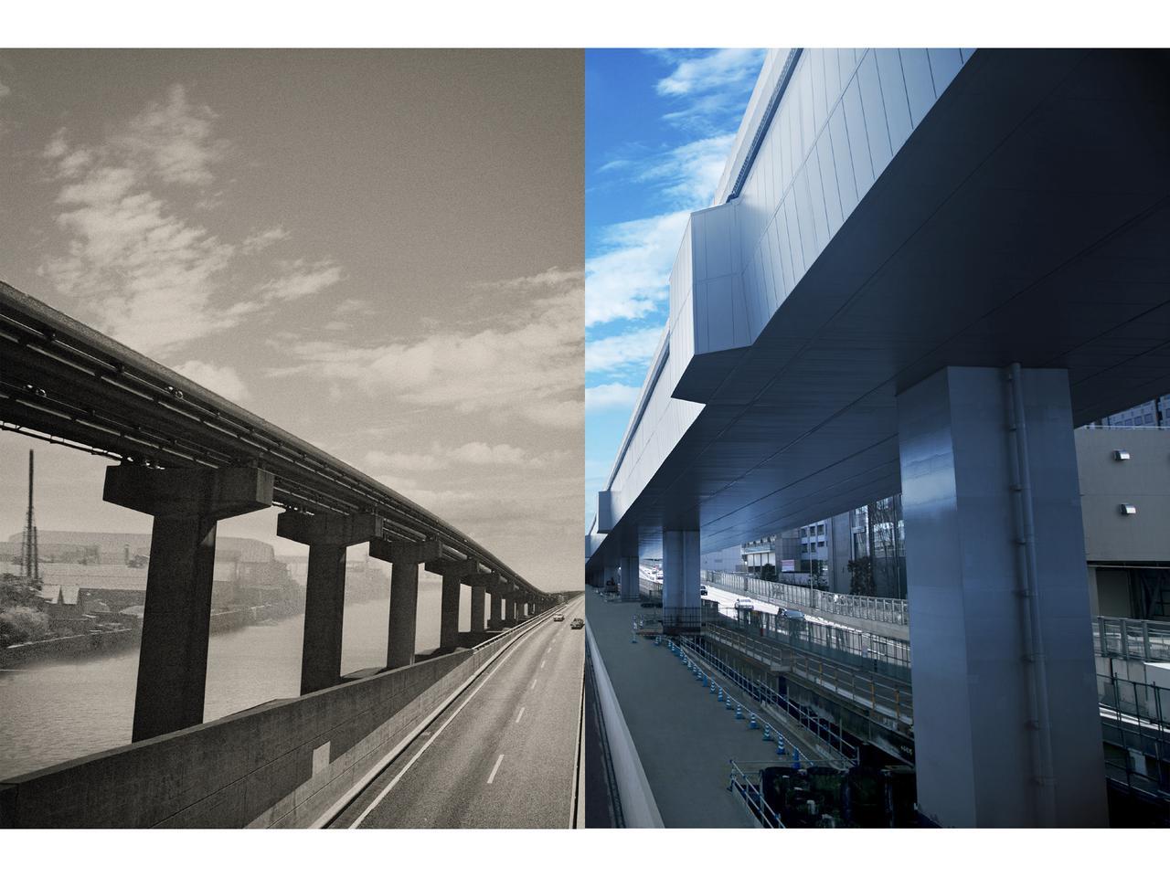 Images : 1番目の画像 - 首都高速1号線の切り替え - Webモーターマガジン