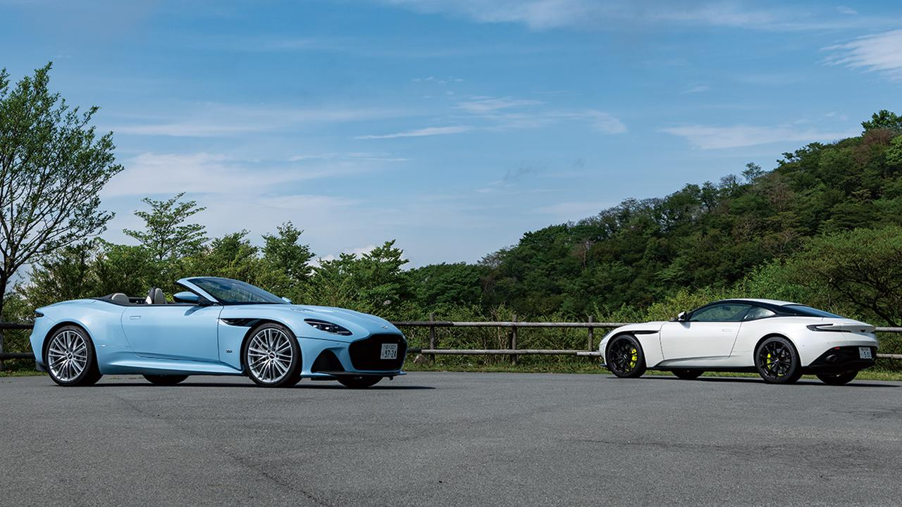 Images : 2番目の画像 - アストンマーティンDB11 & DBS - LAWRENCE - Motorcycle x Cars + α = Your Life.