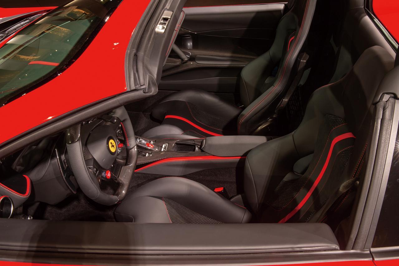 Images : 6番目の画像 - フェラーリ 812 スーパーファスト、812 GTS - Webモーターマガジン