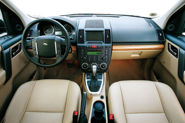 画像: SUVとして異例となる視界の良い運転環境