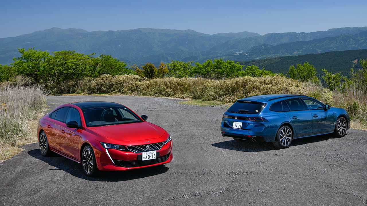 Images : 1番目の画像 - プジョー508&508SW - LAWRENCE - Motorcycle x Cars + α = Your Life.