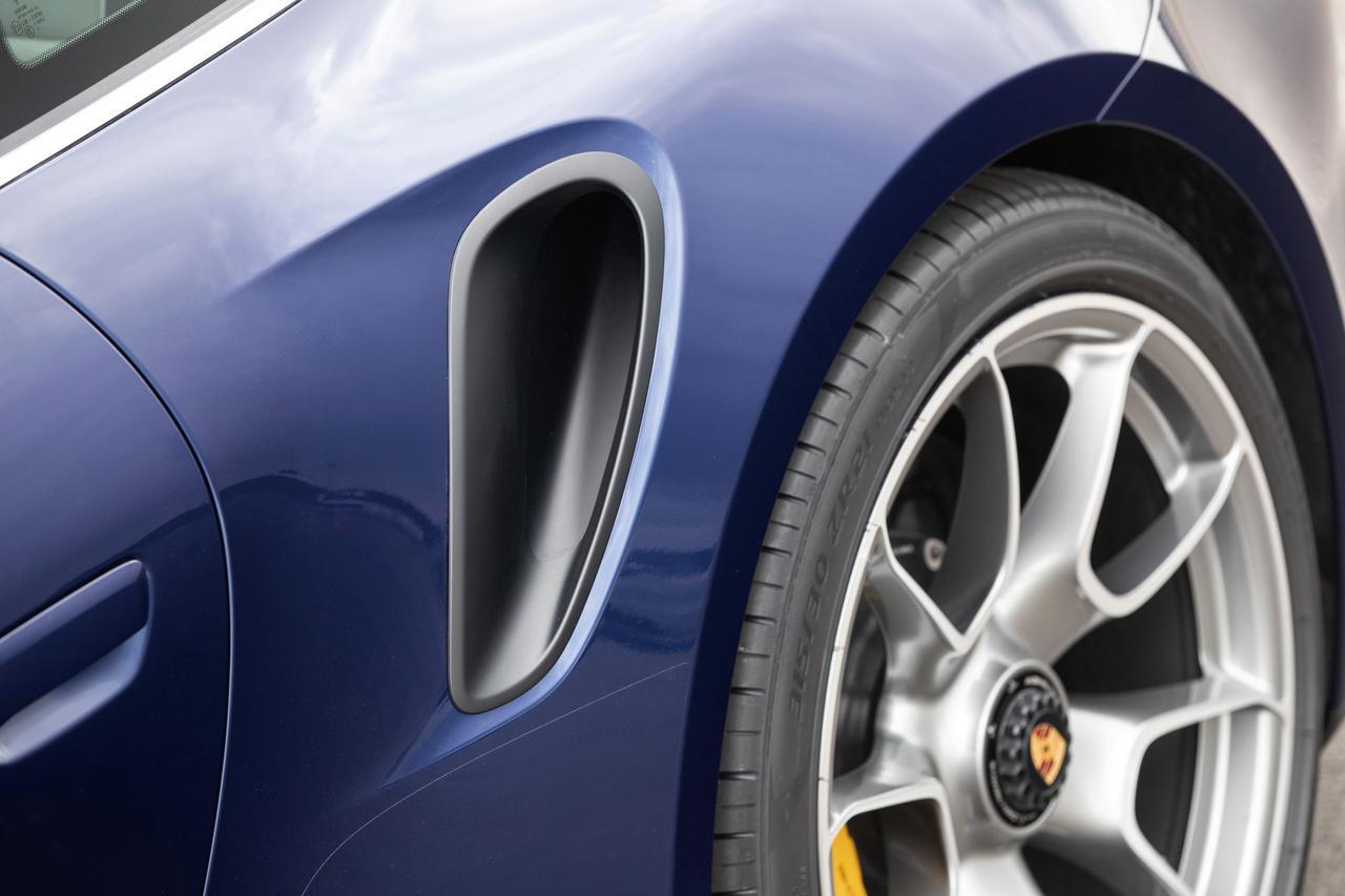 Images : 5番目の画像 - ポルシェ 911 ターボ S - Webモーターマガジン
