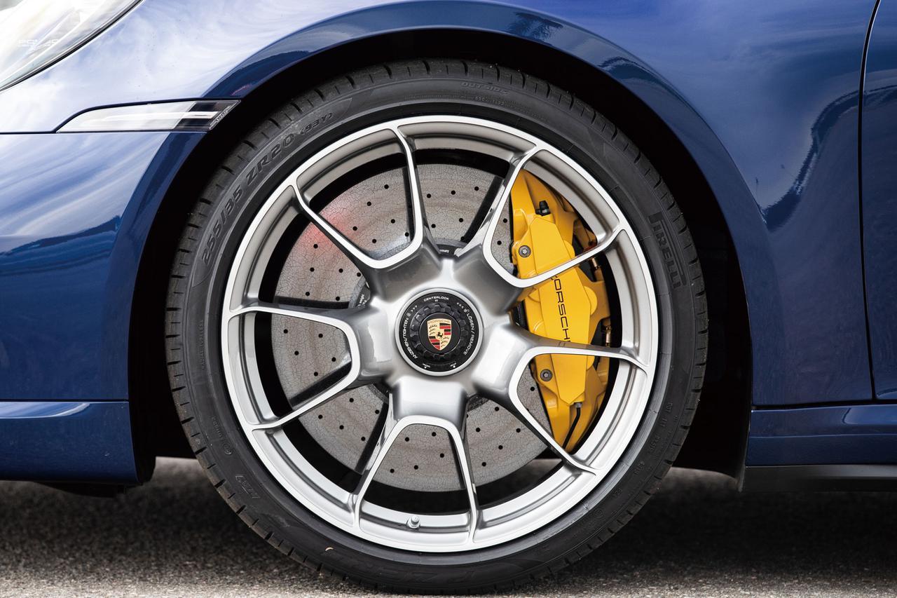 Images : 6番目の画像 - ポルシェ 911 ターボ S - Webモーターマガジン