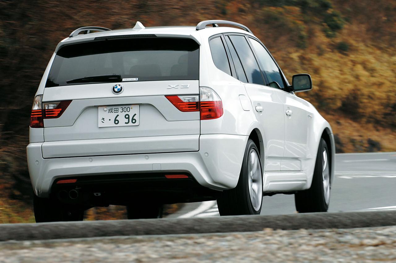 Images : 7番目の画像 - BMW X3 - Webモーターマガジン