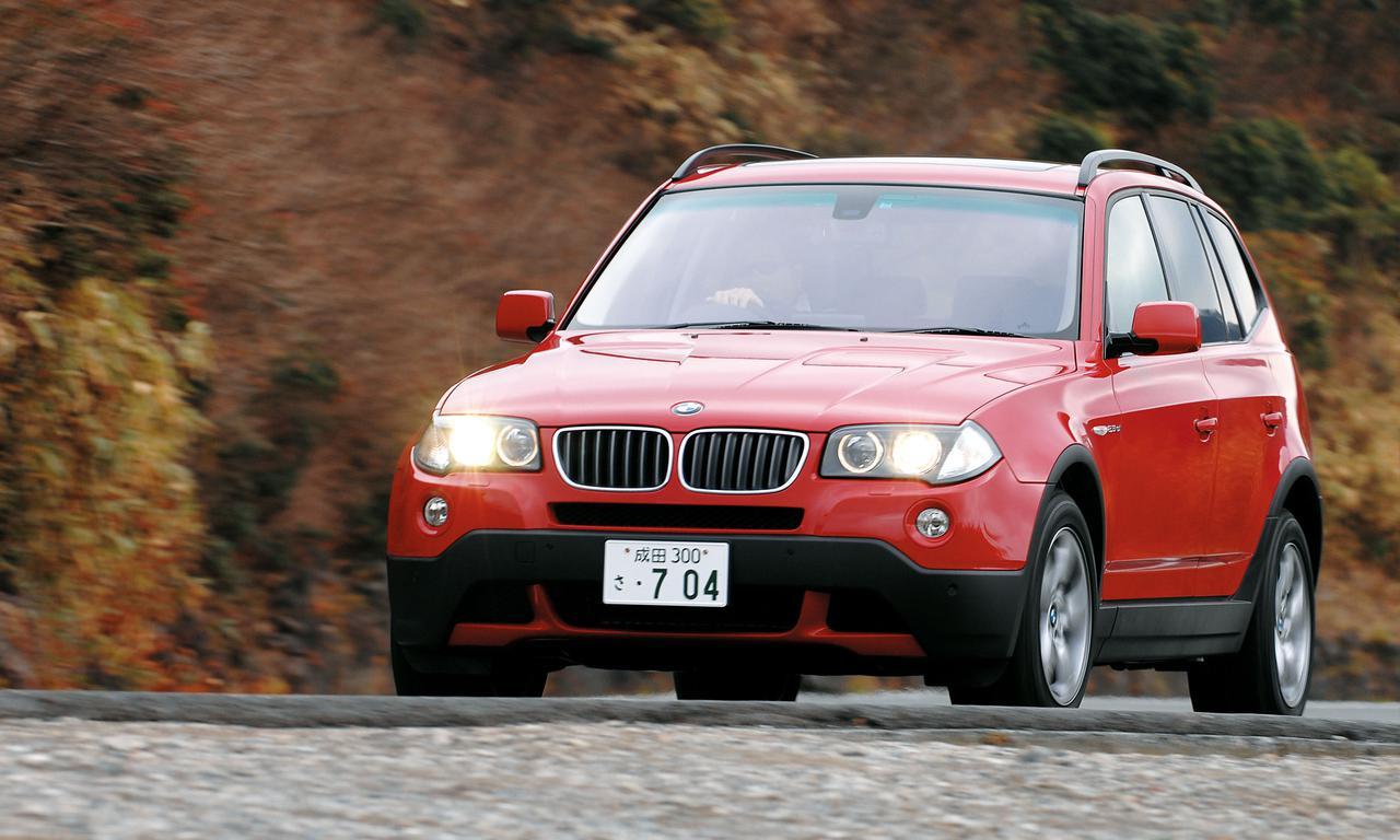 Images : 2番目の画像 - BMW X3 - Webモーターマガジン