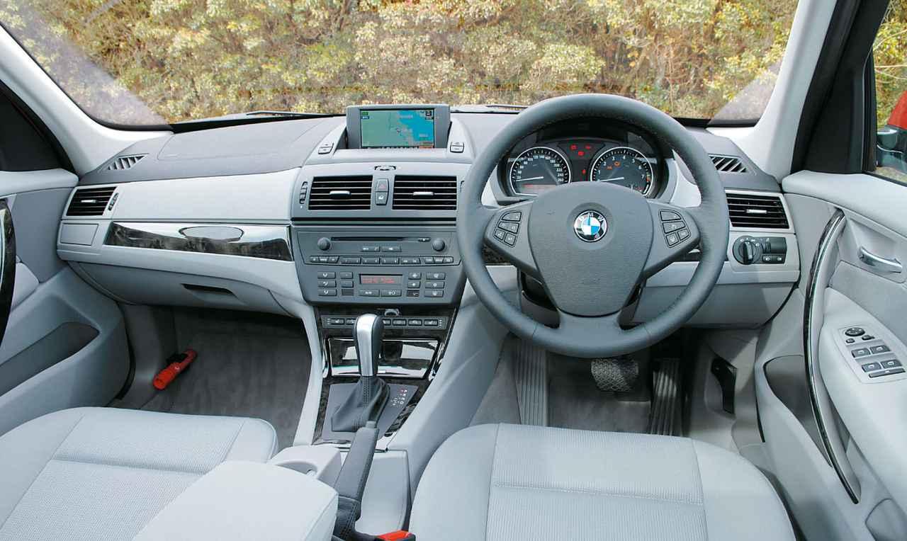 Images : 4番目の画像 - BMW X3 - Webモーターマガジン