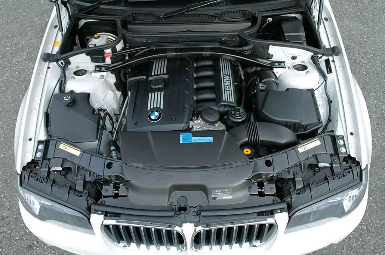 Images : 8番目の画像 - BMW X3 - Webモーターマガジン