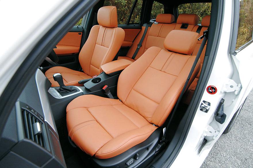Images : 9番目の画像 - BMW X3 - Webモーターマガジン