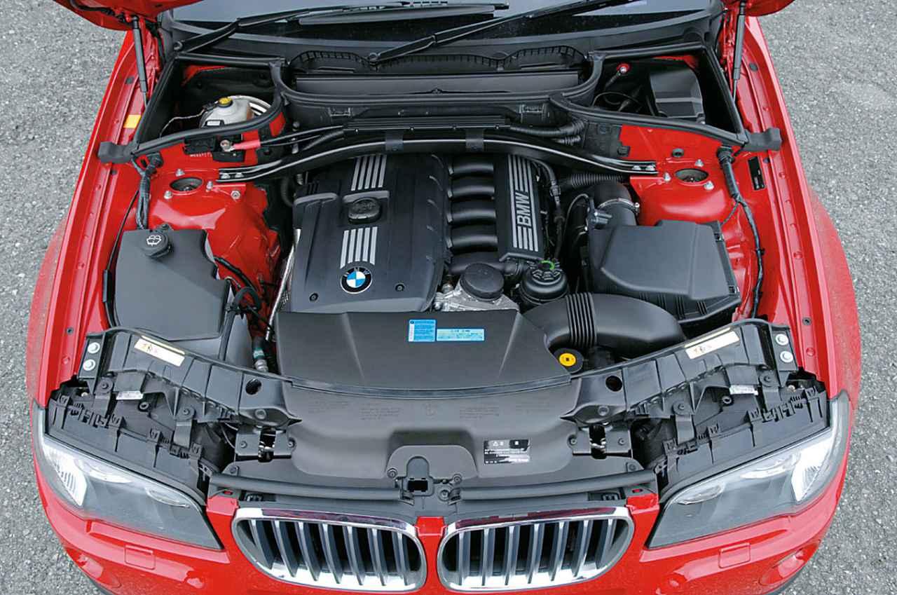 Images : 3番目の画像 - BMW X3 - Webモーターマガジン