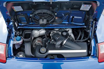 Images : 7番目の画像 - ポルシェ 911タルガ、911ターボ、ケイマン - Webモーターマガジン