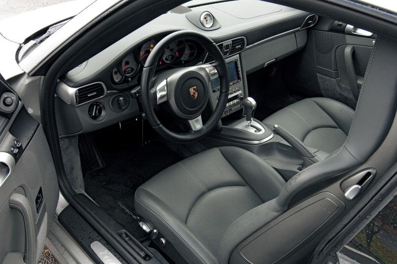 Images : 11番目の画像 - ポルシェ 911タルガ、911ターボ、ケイマン - Webモーターマガジン