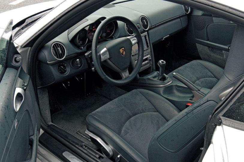Images : 16番目の画像 - ポルシェ 911タルガ、911ターボ、ケイマン - Webモーターマガジン