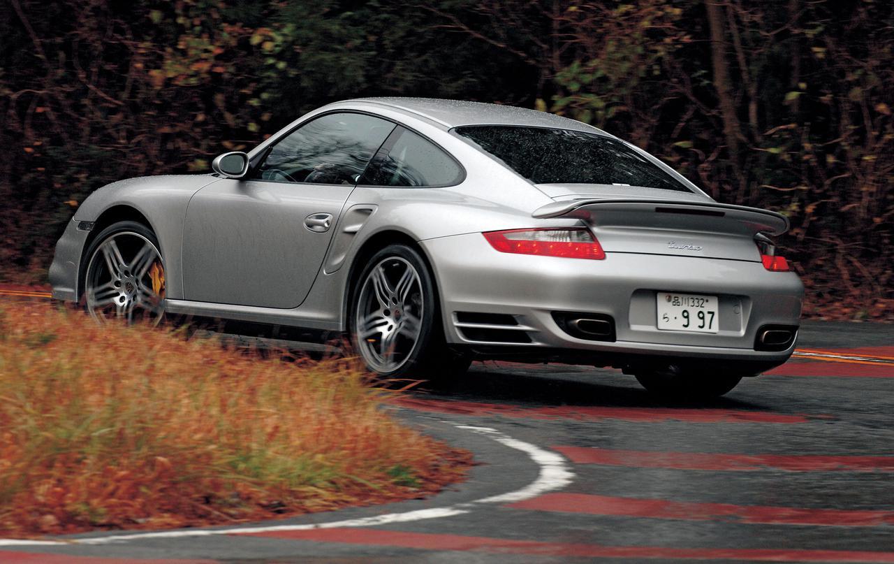 Images : 8番目の画像 - ポルシェ 911タルガ、911ターボ、ケイマン - Webモーターマガジン