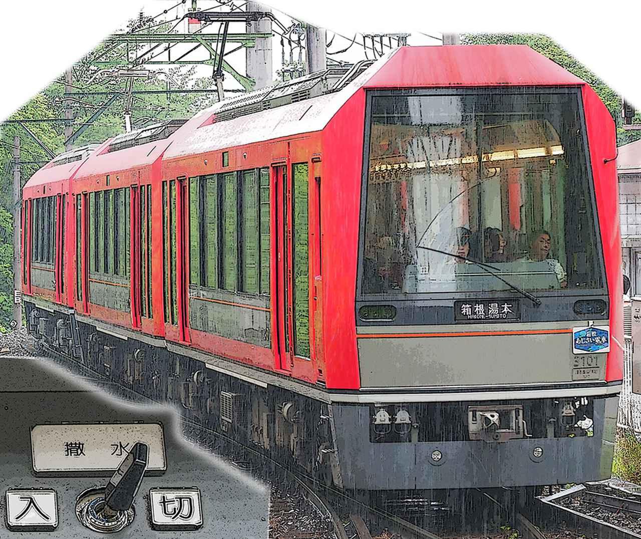 Images : 3番目の画像 - モンスターマシン 022 箱根登山鉄道 - Webモーターマガジン