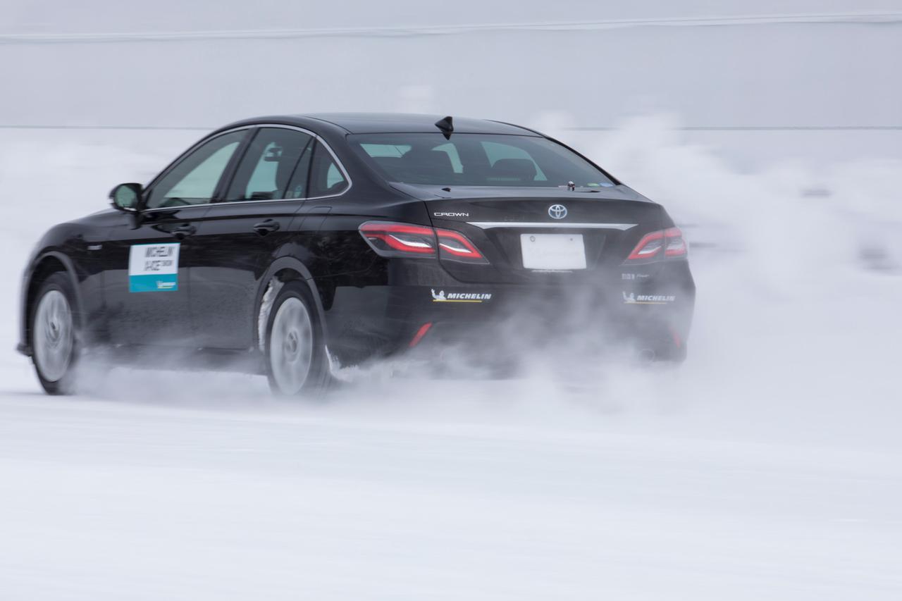 Images : 1番目の画像 - ミシュラン X-ICE SNOW - Webモーターマガジン