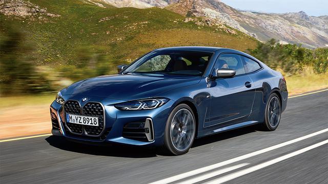 画像: 大胆なキドニーグリルで話題を呼んでいる新型BMW4シリーズ。