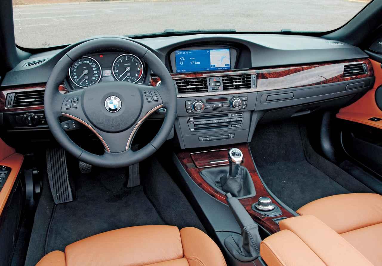 Images : 4番目の画像 - BMW 335i カブリオレ - Webモーターマガジン
