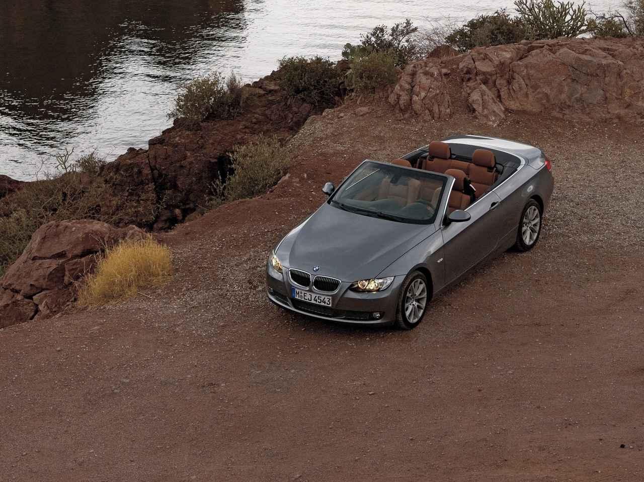 Images : 1番目の画像 - BMW 335i カブリオレ - Webモーターマガジン