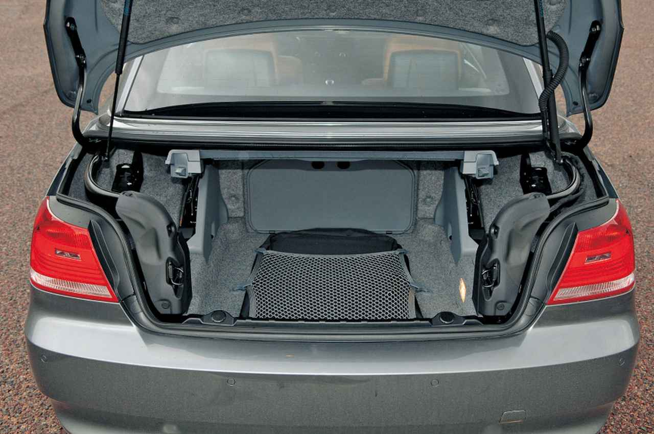 Images : 6番目の画像 - BMW 335i カブリオレ - Webモーターマガジン