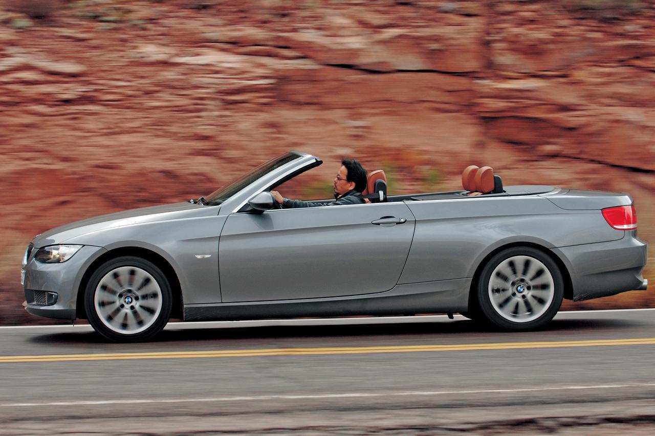 Images : 2番目の画像 - BMW 335i カブリオレ - Webモーターマガジン