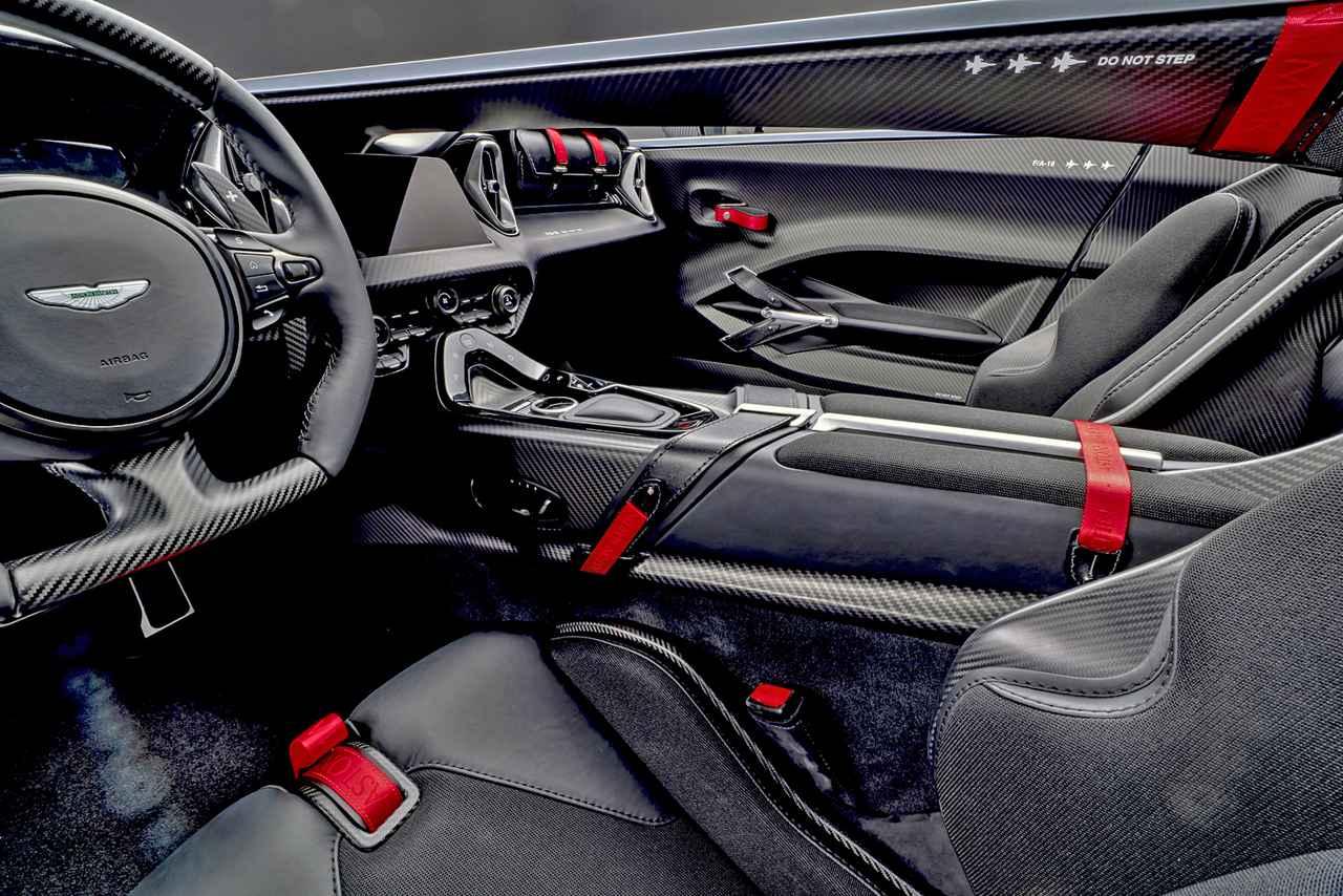 Images : 5番目の画像 - アストンマーティン V12スピードスター - Webモーターマガジン