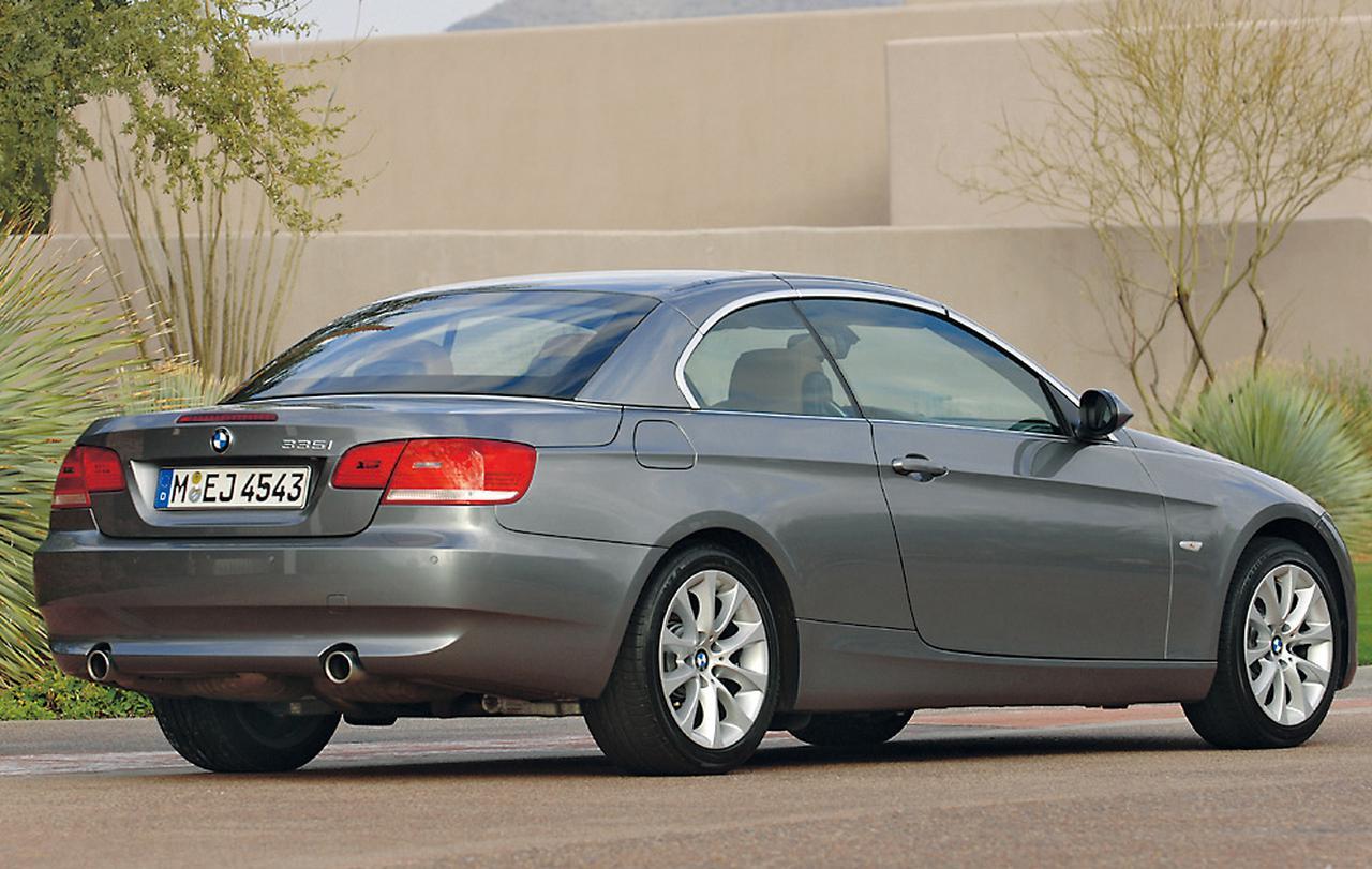 Images : 3番目の画像 - BMW 335i カブリオレ - Webモーターマガジン