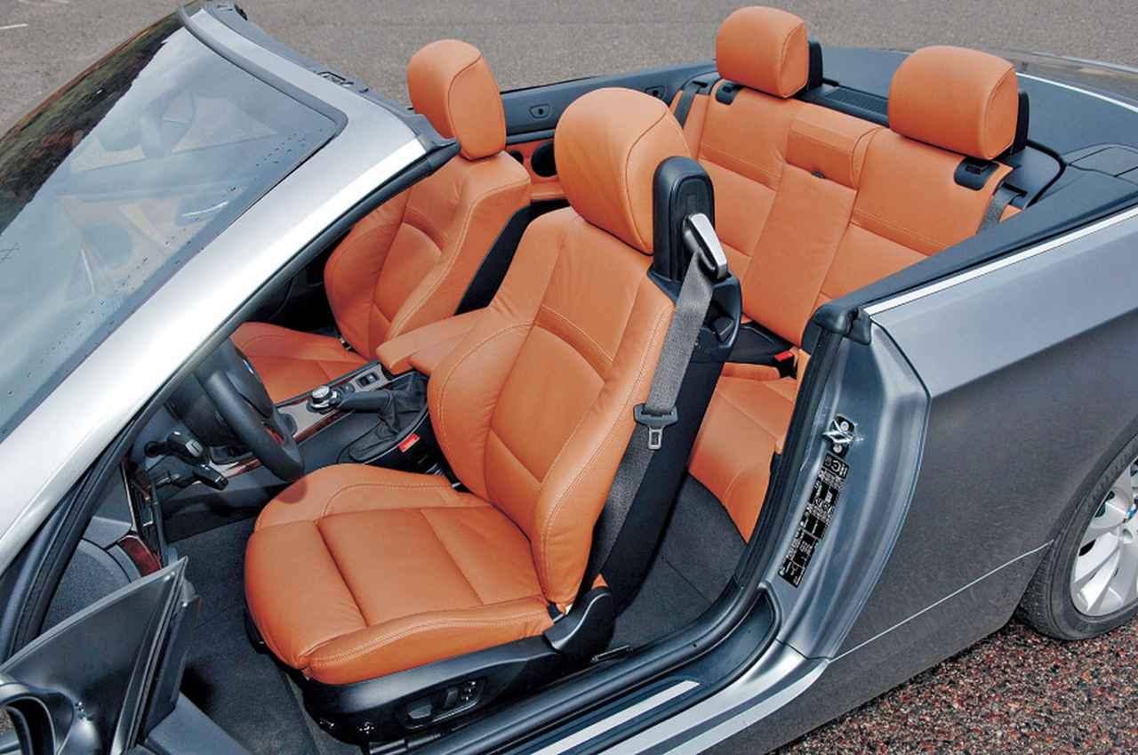 Images : 5番目の画像 - BMW 335i カブリオレ - Webモーターマガジン