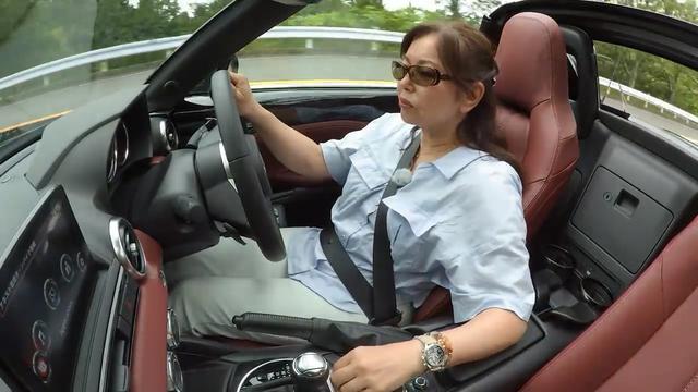 画像: 【動画】竹岡 圭のクルマdeムービー 「歴代マツダ ロードスター大集合!」(2020年6月放映)